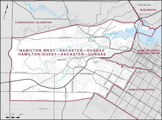 Strategic Tactical Voting in Hamilton West-Ancaster-Dundas