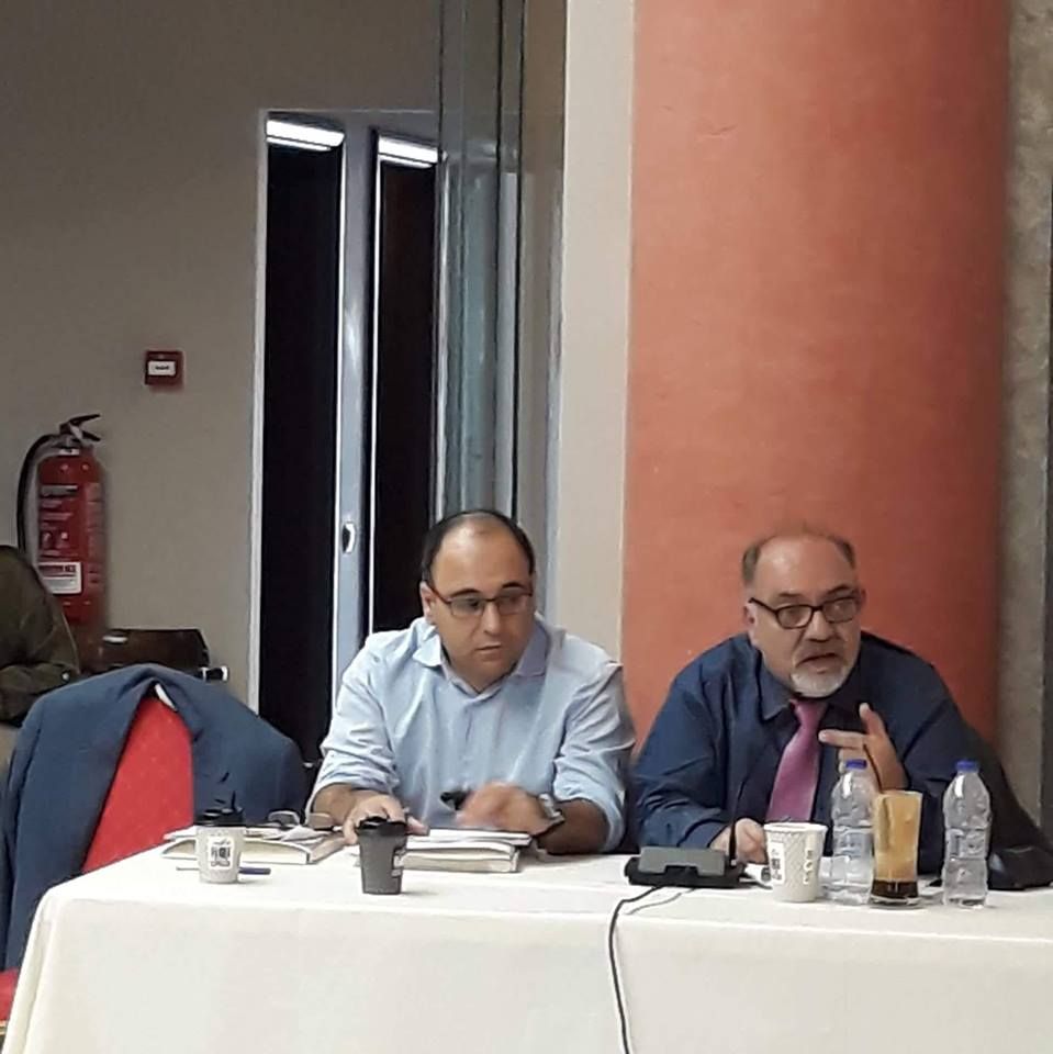 Ολομέλεια Προέδρων Δικηγορικών Συλλόγων Ζάκυνθος 12/14-10-2018