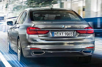 2016 new BMW 7 Series Saloon Review