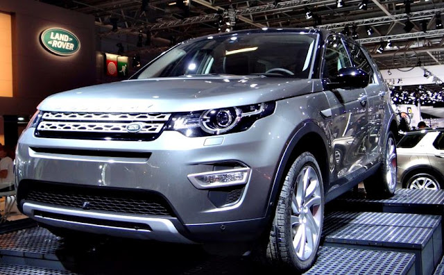 2016 Land Rover LR3 Release Date