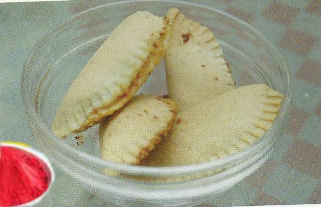 Gujiya-A Sweet Holi Snack