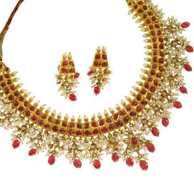 Prince latest Necklace designs