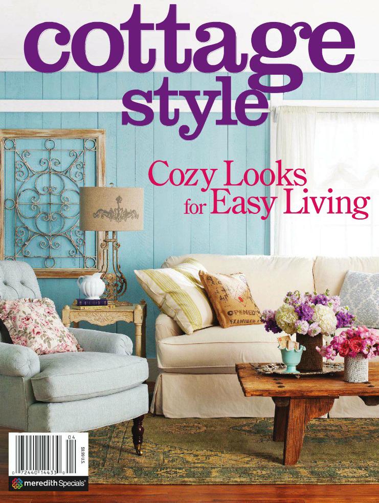 Jessica glynn cottage style gasparilla island home for Cottage home magazine