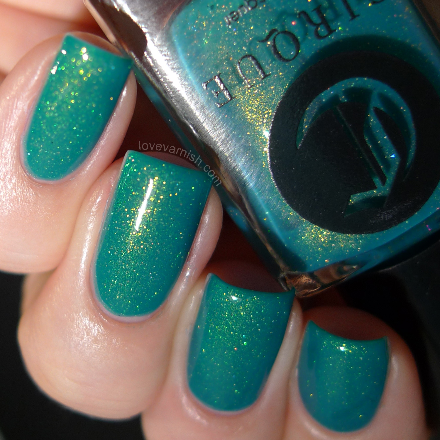 Cirque Colors The Kontiki Collection Thicker Than Water