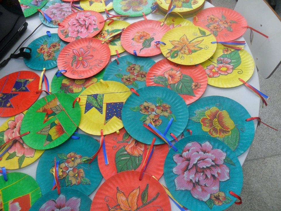 ... JUNINAS, AS # decoracao de sala festa junina educacao infantil
