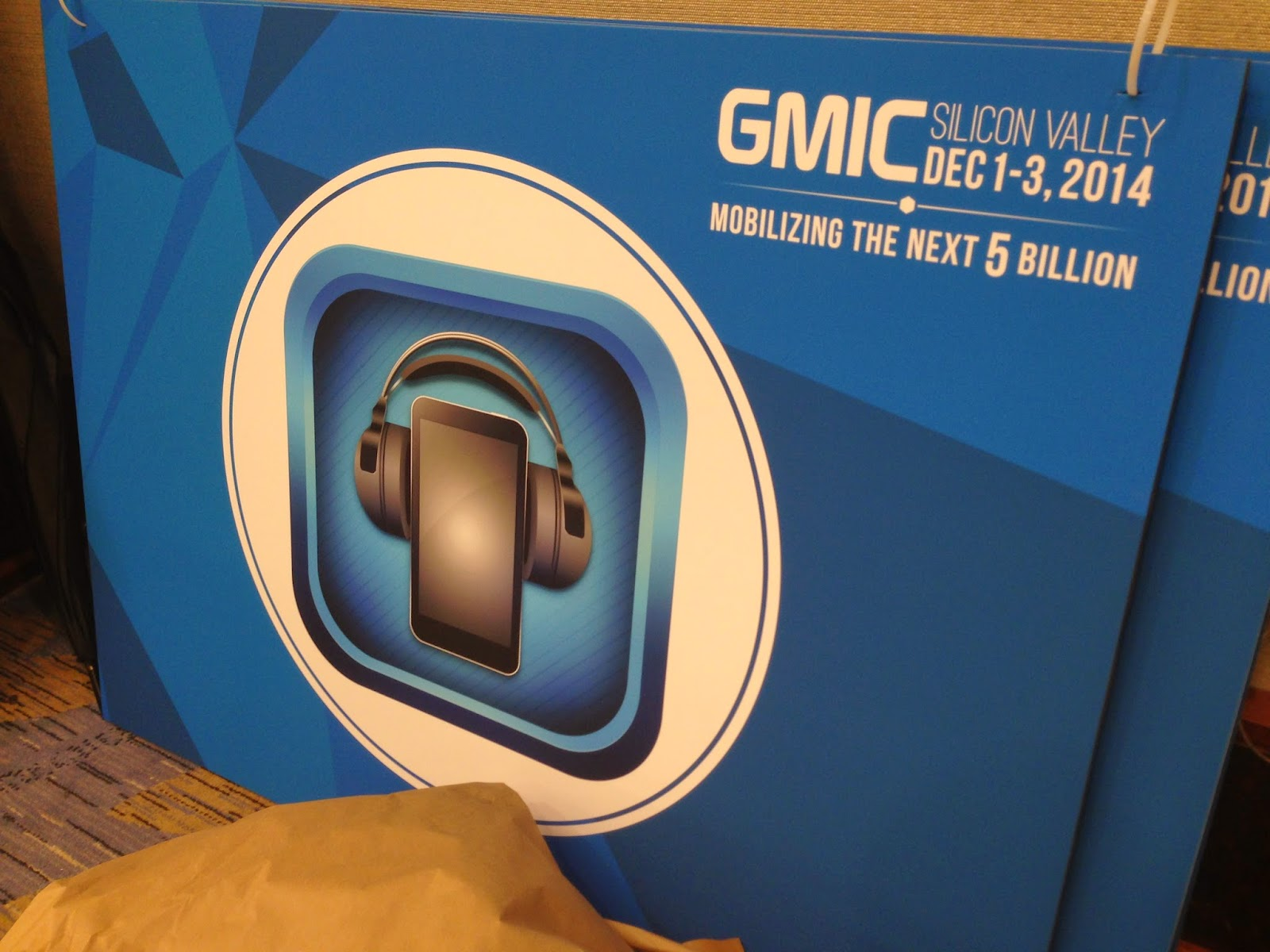 SmartPhoneRecords at the GMIC