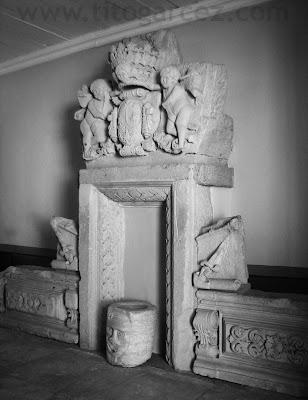 Primeira peça do acervo a ser apreciada ainda no hall do Museu Histórico de Sergipe, em São Cristóvão