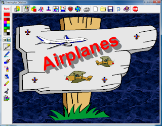 Software Mewarnai Gratis Drawing For Children