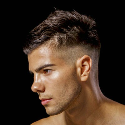 Mens Hairstyles 2014 Undercut Quiff