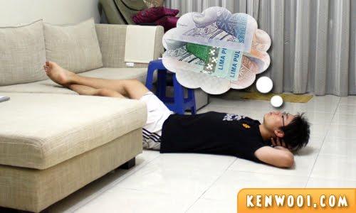 daydream money