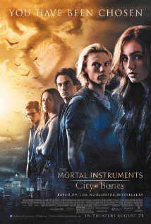 Watch The Mortal Instruments: City of Bones (2013) Online Free
