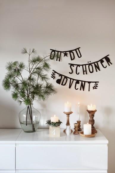 oh du schöner advent // mit steirischer nusspotize und anderem wunderschönem weihnachtsdingsbums