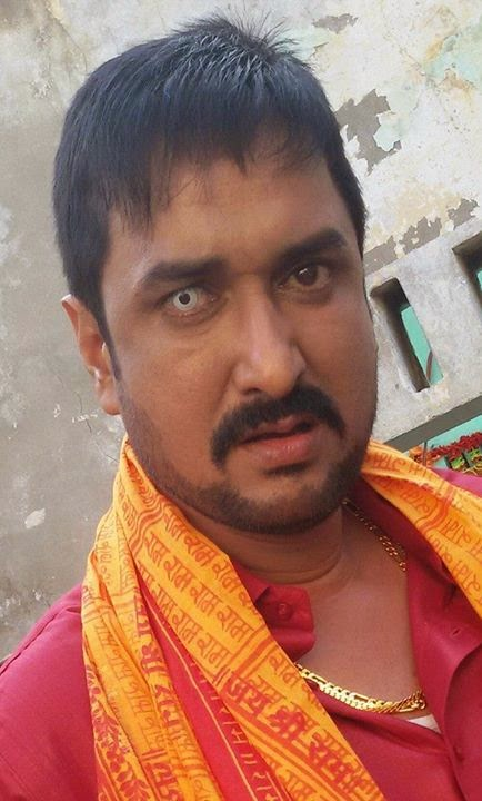 Sanjay Pandey New Look In Bhojpuri movie Raja Babu  Photo 1