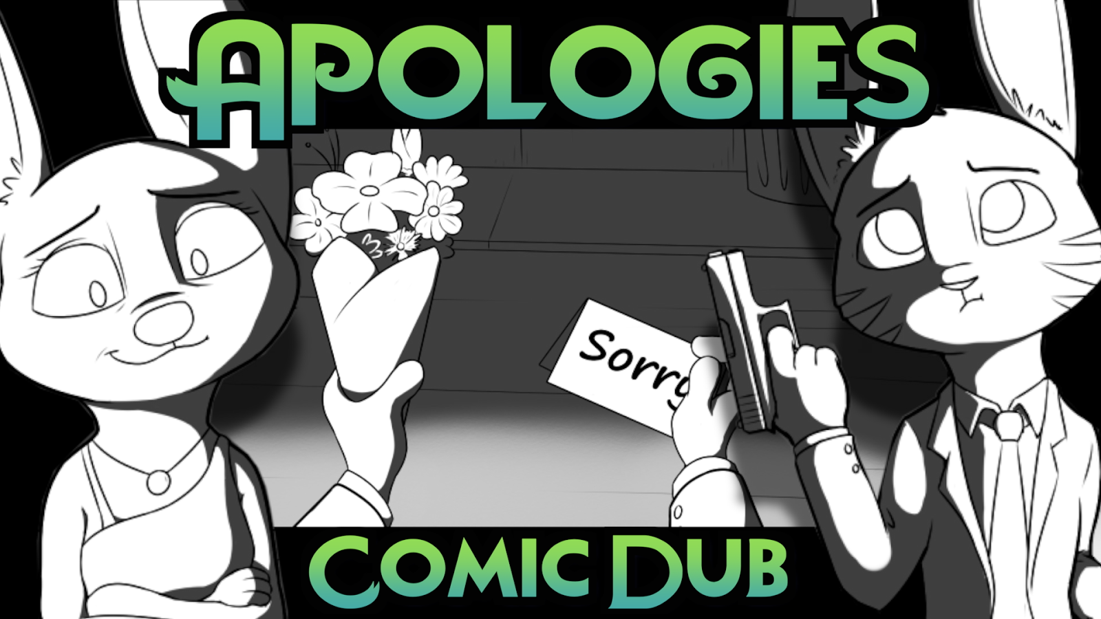 Comic Dub: Apologies (dub by Mickelpickel and CasVoiceActs)