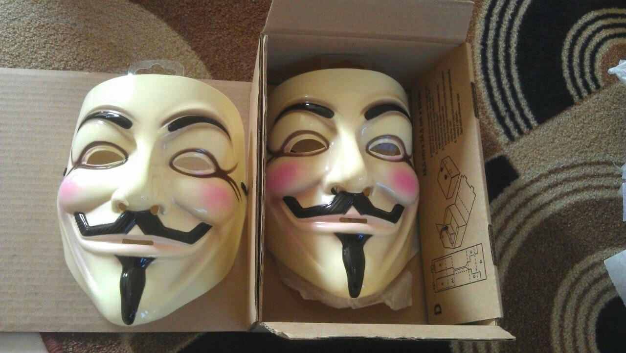 Jual Topeng Anonymous Original murah berkualitas