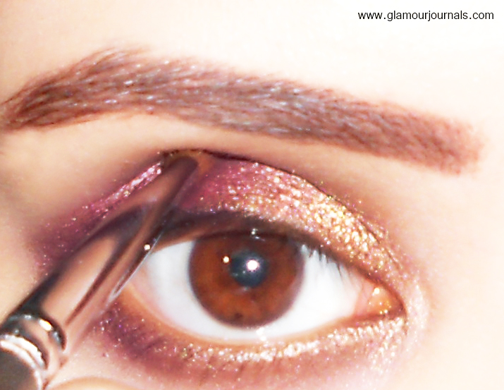 Smokey Eye Tutorial Using Maybelline Color Tattoo's | Glamour Journals