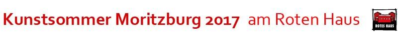 Kunstsommer Moritzburg 2017 am Roten Haus