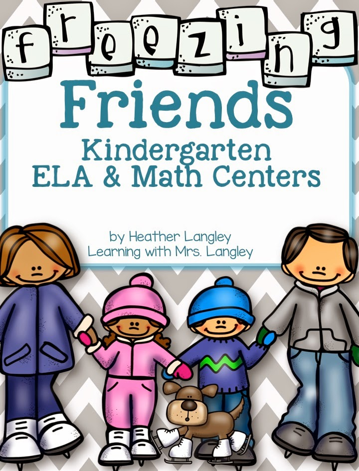 https://www.teacherspayteachers.com/Product/Freezing-Friends-ELA-and-Math-Centers-for-KINDERGARTEN-1654754