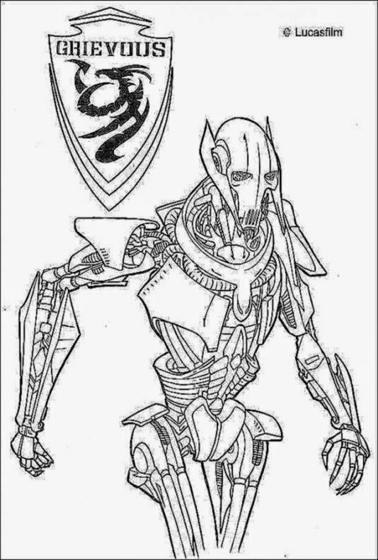 commander cody coloring pages - photo#19
