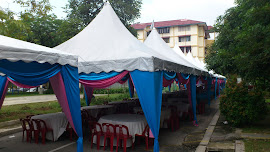 Sewaan Canopy untuk pelbagai majlis
