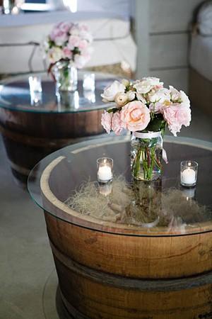 hacer mesas con barriles