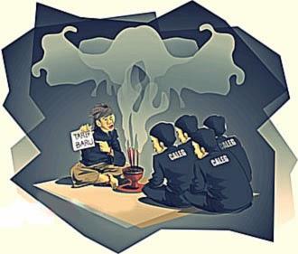 Umar Mahdi, Embah Wali, Taat Pribadi dan Nestapa Kegilaan Sosial