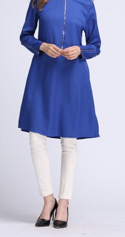 NBH0503 IZYAN BLOUSE (NURSING FRIENDLY)