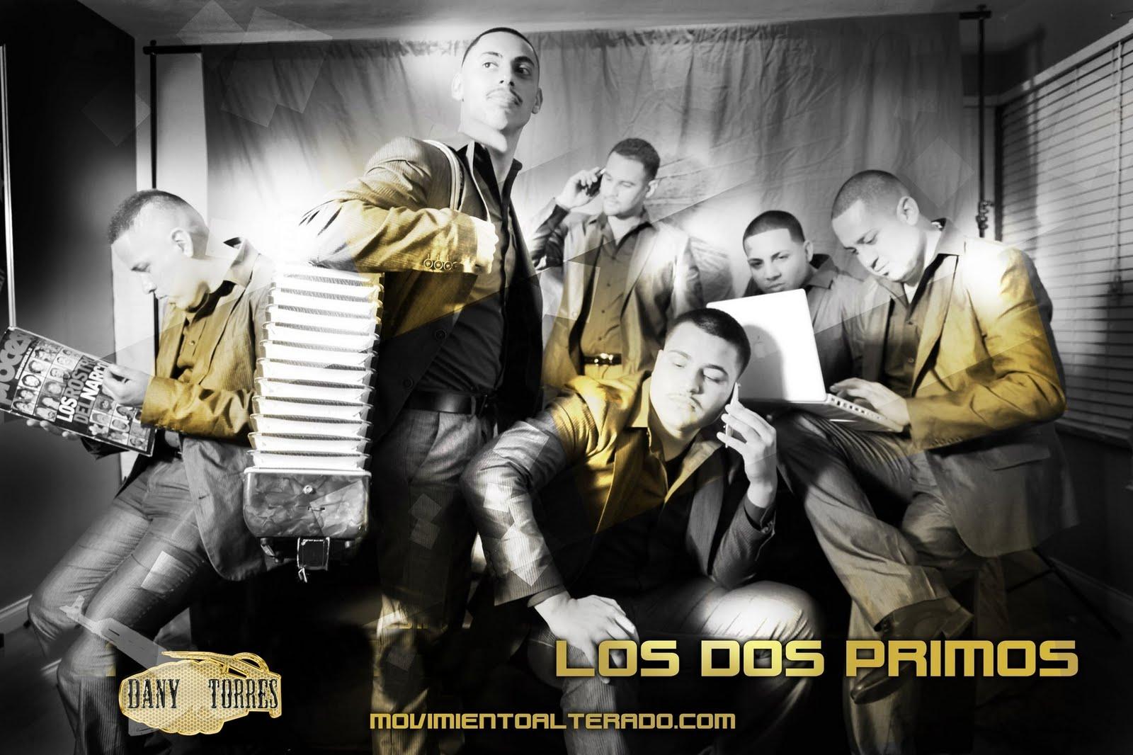 Los Dos Primos La Gerencia Promo 2011