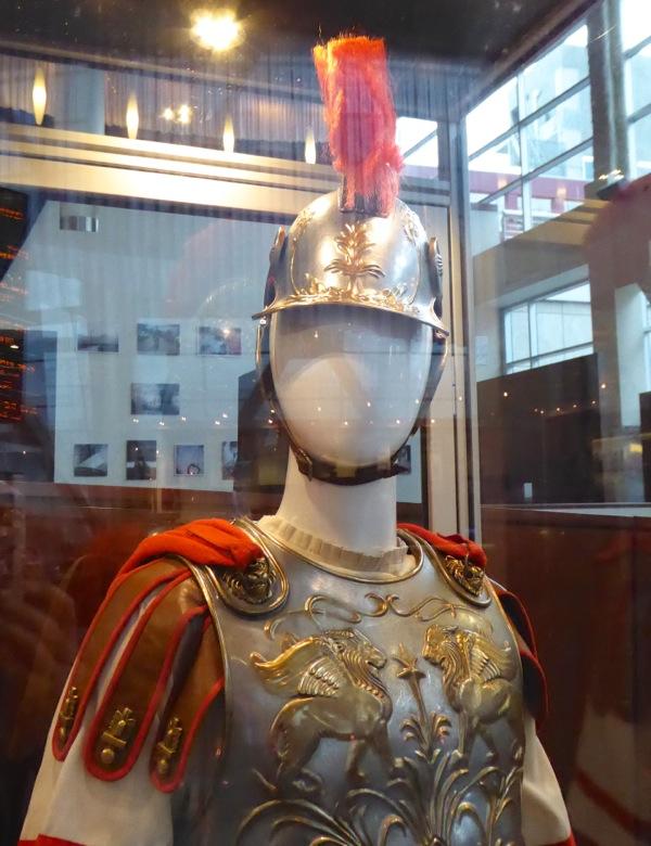 George Clooney Roman Centurion costume Hail Caesar