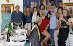 Roma, maggio 2012: bella gente con DONNA GRANDE e GRANDI DONNE