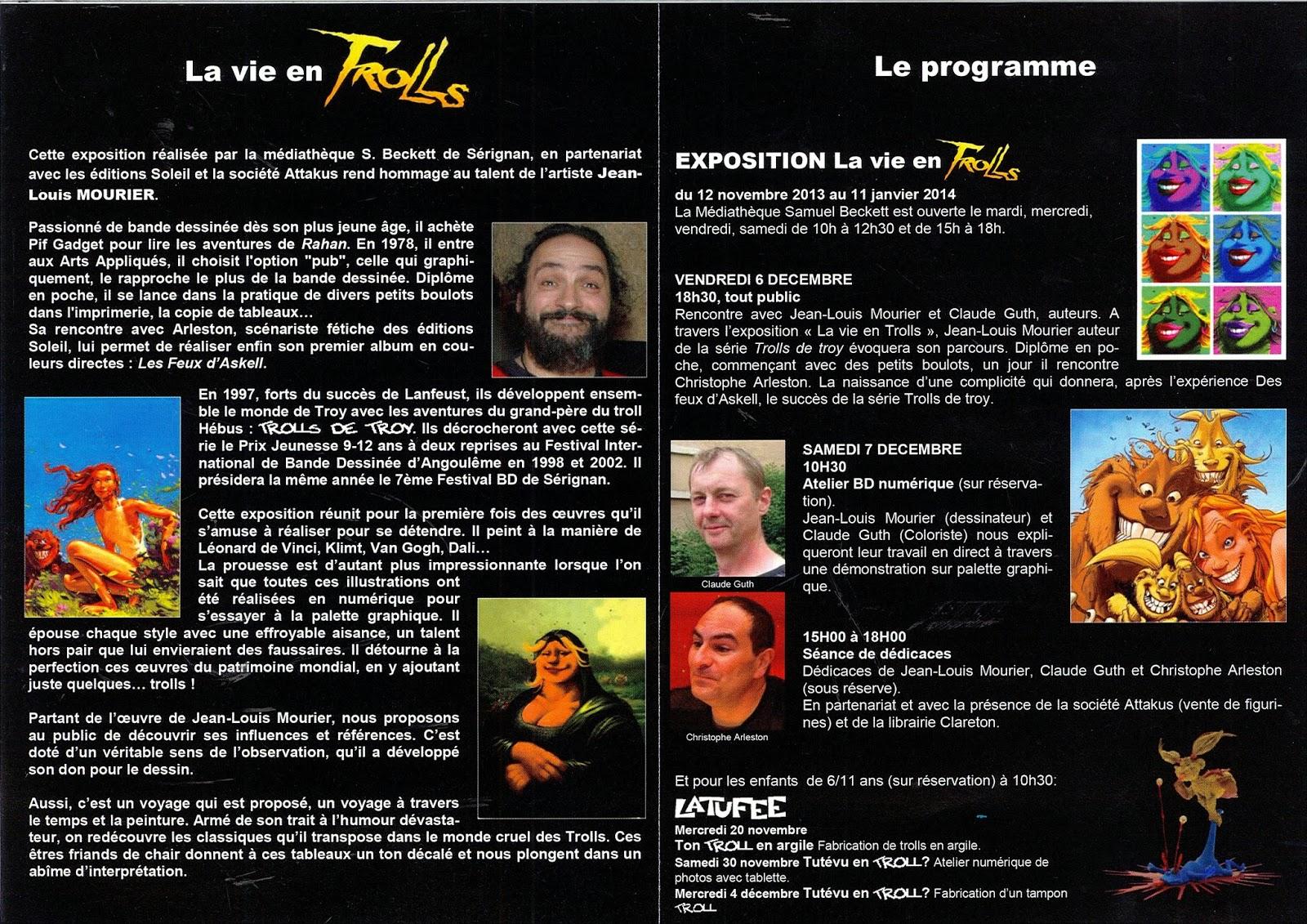 Rencontre bd gruissan 2013