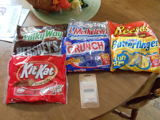 Ways to Save on Trick or Treat Candy