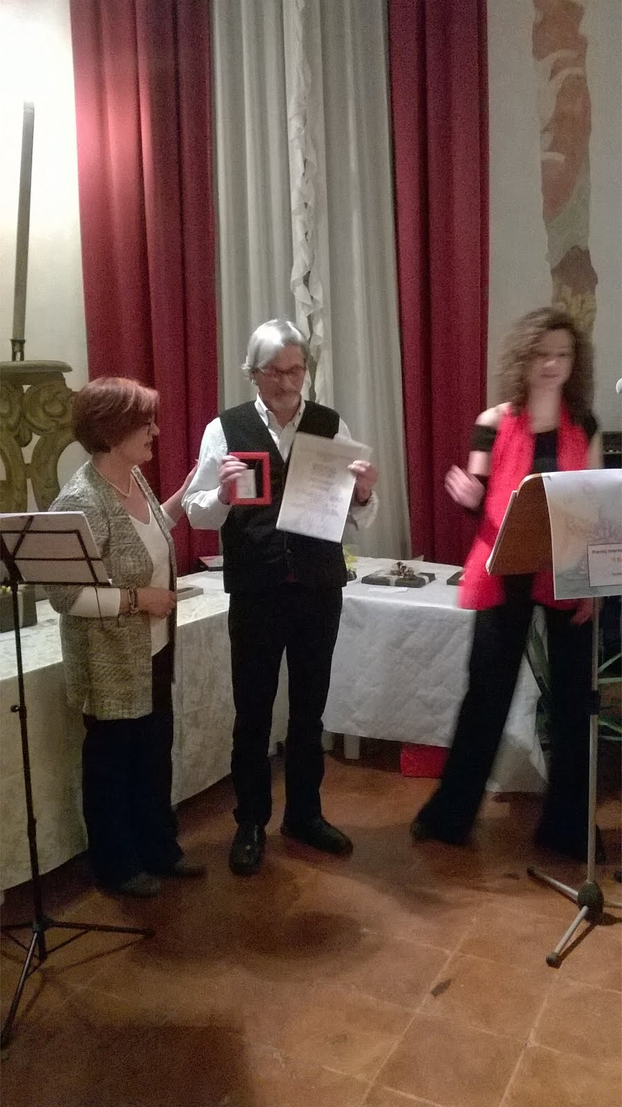 Palazzo Tozzoni - Imola 12 novembre 2017