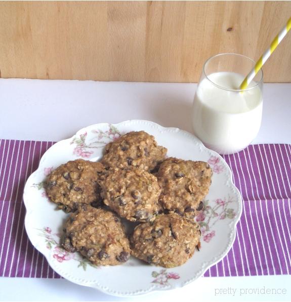 Healthy, Freezer-Friendly Breakfast Cookies