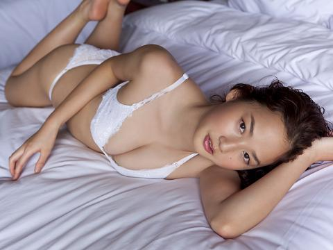 Kaho Takashima In Lingerie Photoshoot