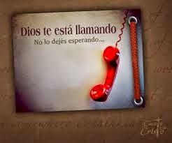 Jesús te está llamando