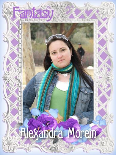 Alexandra Morein