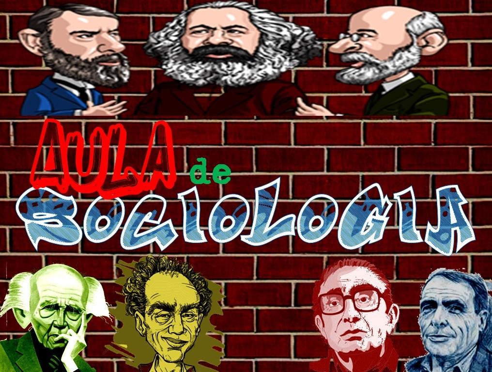 Aula de Sociologia
