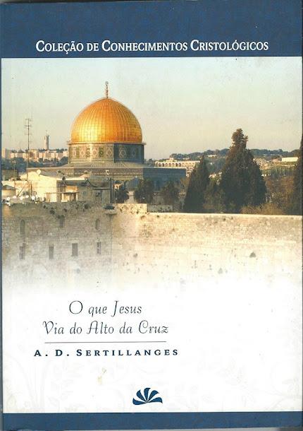 O Que Jesus Via Do Alto Da Cruz? 24,00 + frete à vista ou parcelado (clique na imagem)