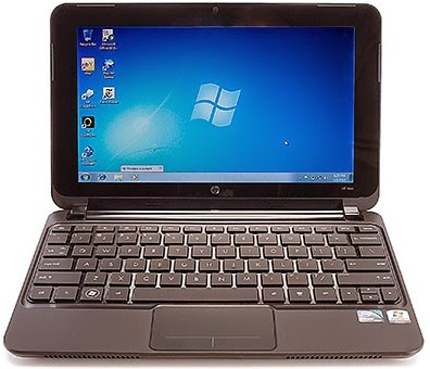 Drivers HP Mini 210-1019EG Windows 7 (32bit)