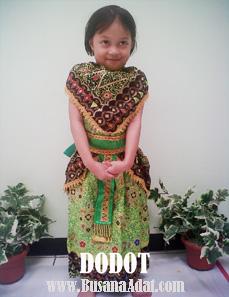 Jual Baju Adat daerah Jawa tengah