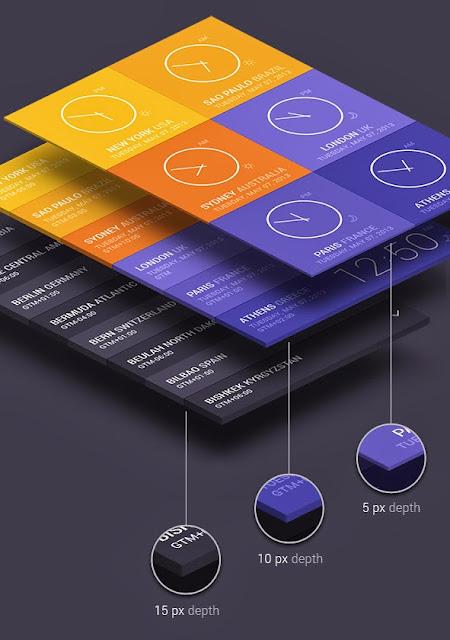 Ressources Web du Lundi #006 by Iscomigoo Webdesign: Isometric Perspective Mockup