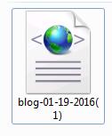 Como recuperar uma postagem excluida do blog