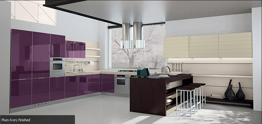 kevin worman designs: Modern European Kitchens - 3 Part Series