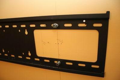 Aprender hacer bricolaje casero julio 2011 - Colgar tv en pared ...