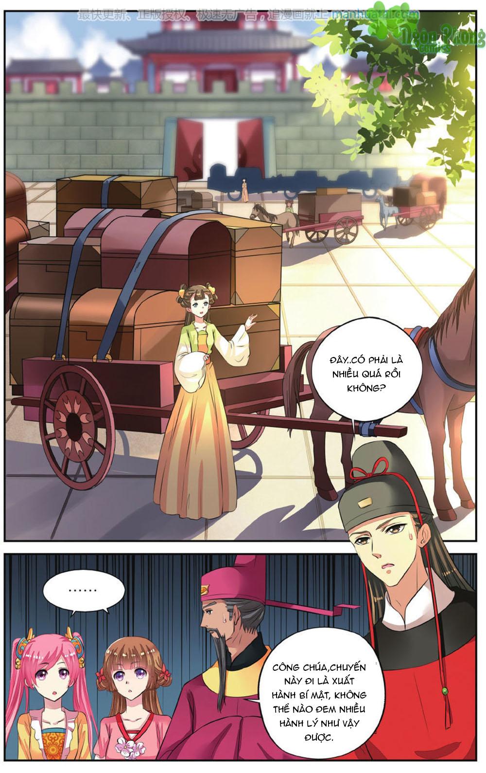 Bỉ Chi Thiên Niên Chapter 45 - Hamtruyen.vn