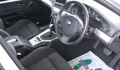 Foto Interior BMW 528i E39