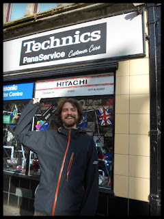 Your friendly neighborhood Technics dealer. Photo Credit: Addison H.
