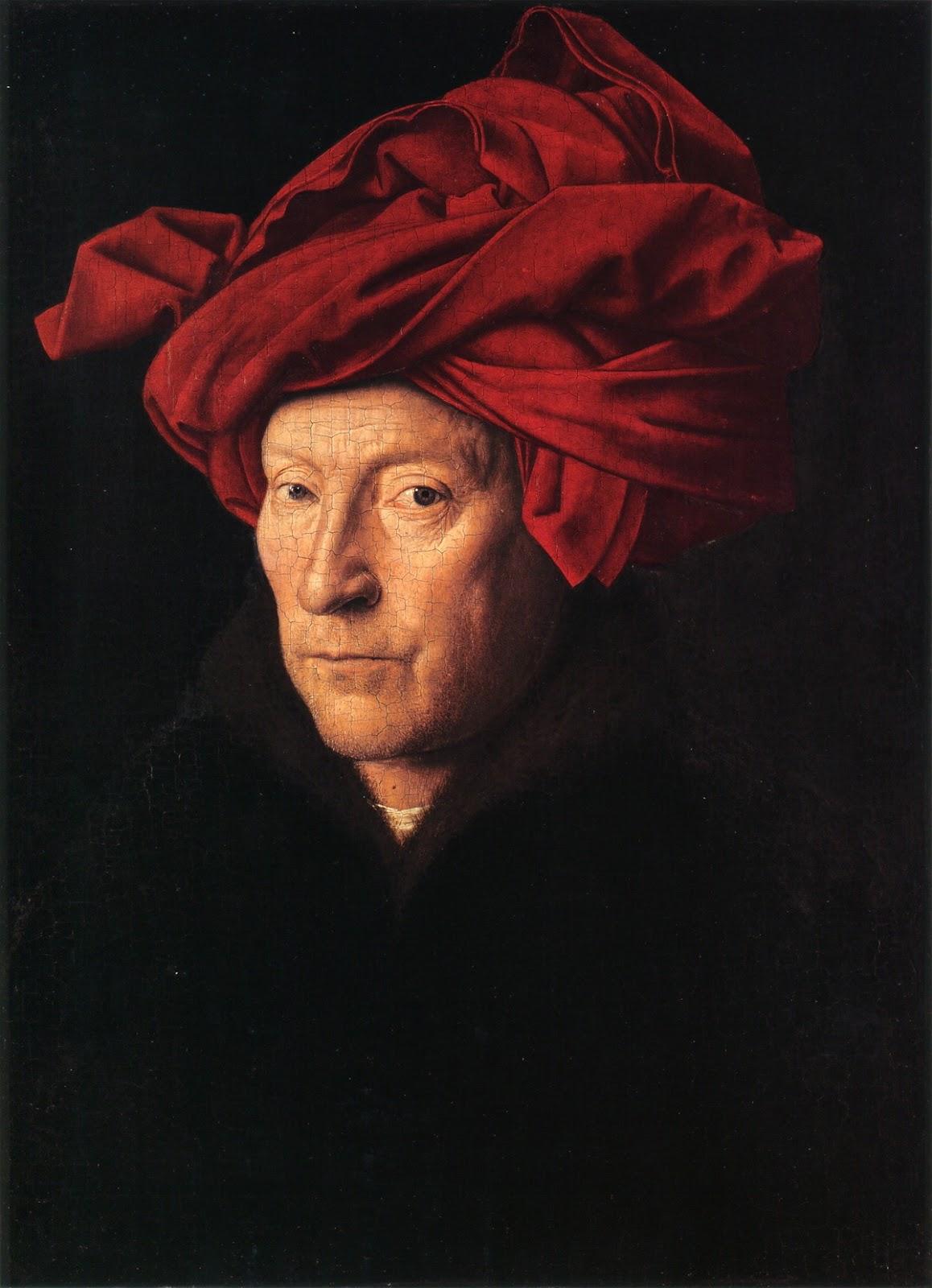 Jan Van Eyck - most famous painters