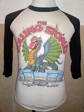 Vintage Rolling Stones Tour 1981